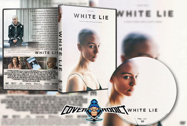 White Lie (2020) DVD Cover