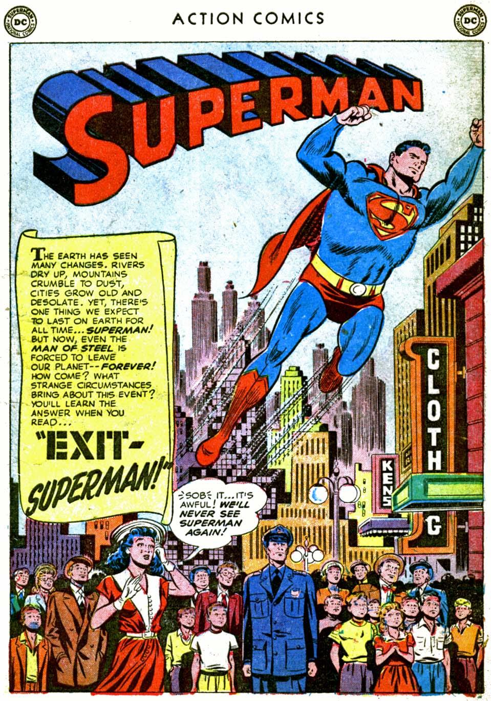 Action Comics (1938) 161 Page 2