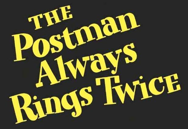 The Postman Always Rings Twice Ebook