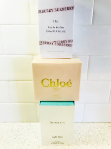 New Fragrances from Chloé, Burberry & Tiffany & Co. that are Perfect for Fall!