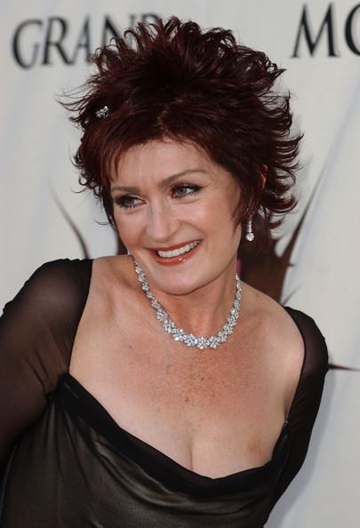 Layered Hairstyles Back Sharon Osbourne Hairstyle Trends Sharon Osbourne
