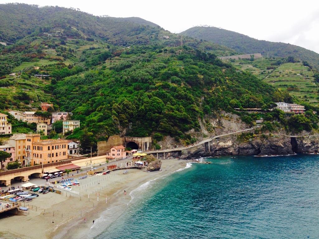 Monterosso hike
