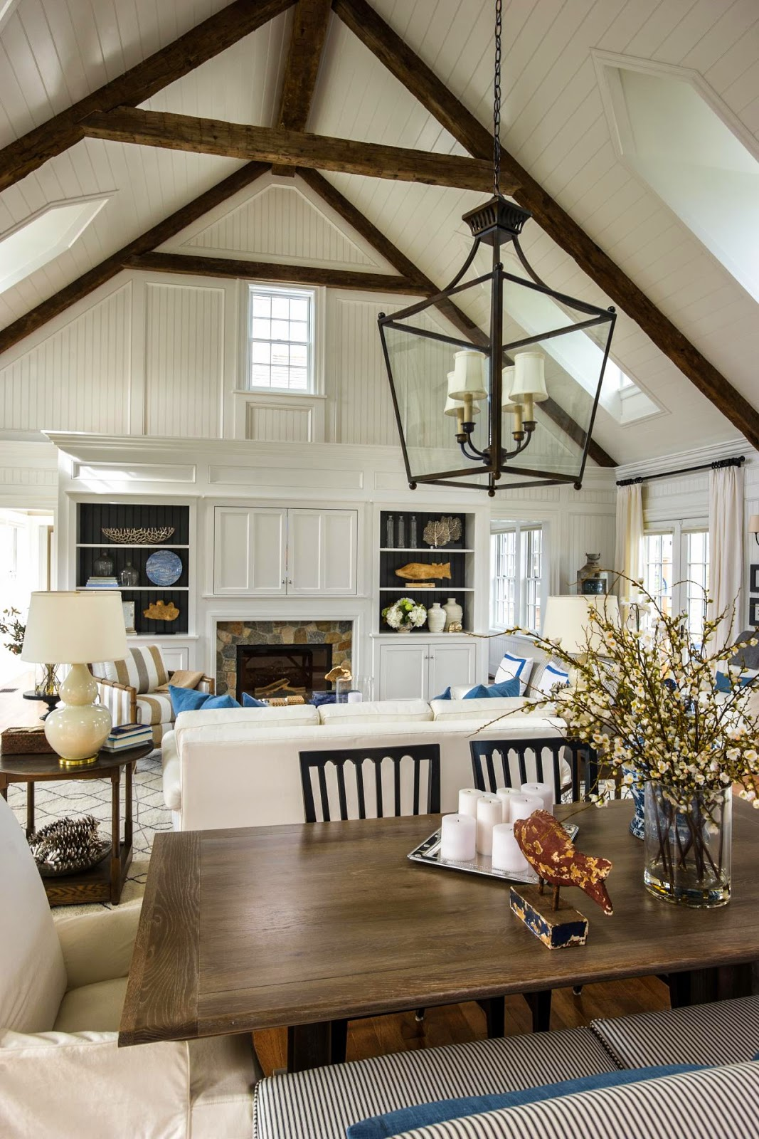 Hgtv Small Spaces Living Rooms: The Perfect Coastal Cottage...HGTV Dreamhouse 2015