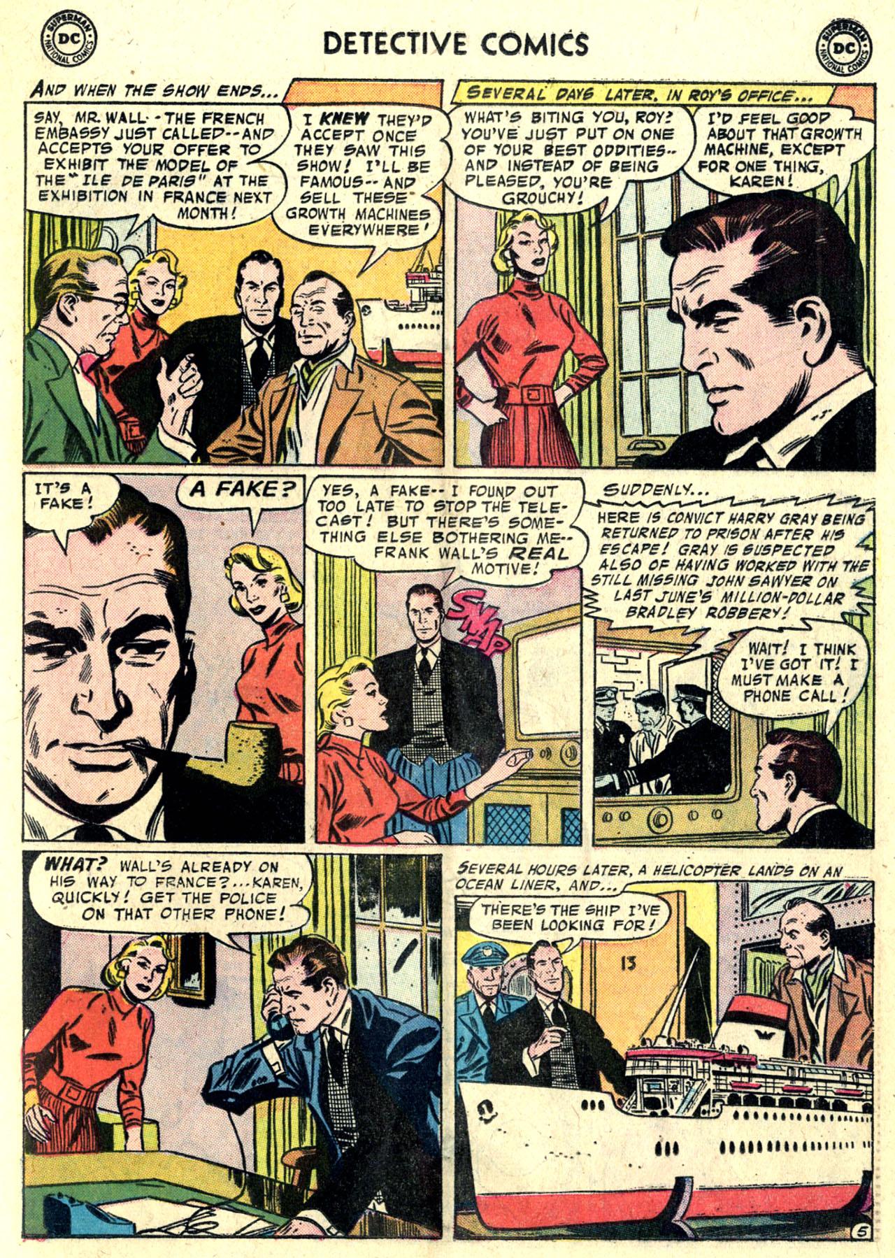 Read online Detective Comics (1937) comic -  Issue #243 - 21