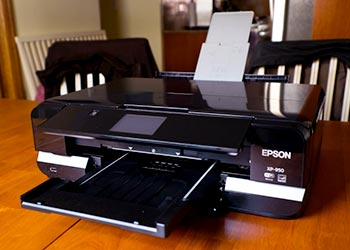 Epson Expression Photo XP-950 A3 Printer Review