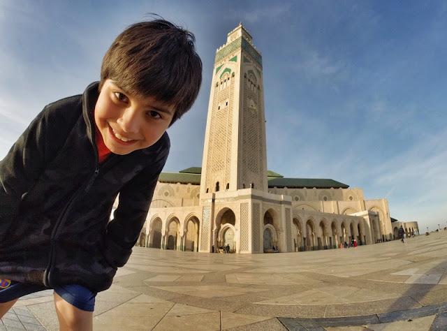 Casablanca, Marrocos: o lar da incrível Mesquita Hassan II