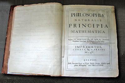 Σαν σήμερα … 1687, ο Isaac Newton δημοσιεύει το «Principia Mathematica».