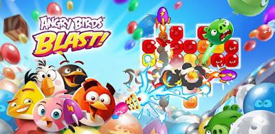 Angry Birds Blast Mod (Infinite Moves + No Ads) Apk For Android
