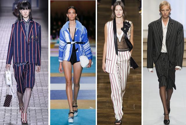 Модные принты весна лето 2017