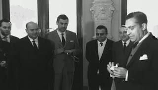 Román Torán en el I Torneo Internacional de Ajedrez Costa del Sol 1961
