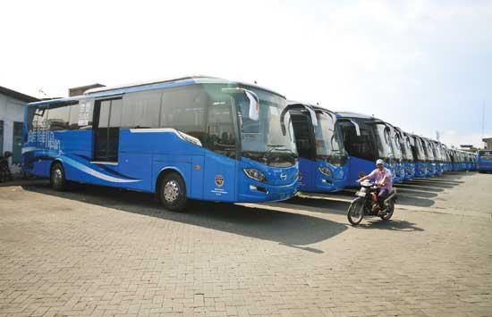 Aceh Akan Terima 32 Bus Trans Koetaradja Bantuan Kemenhub RI