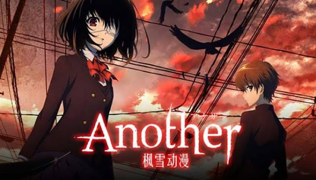 sinopsis anime another indonesia, review anime another sub indo