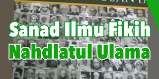 SANAD ILMU FIKIH NAHDLATUL ULAMA