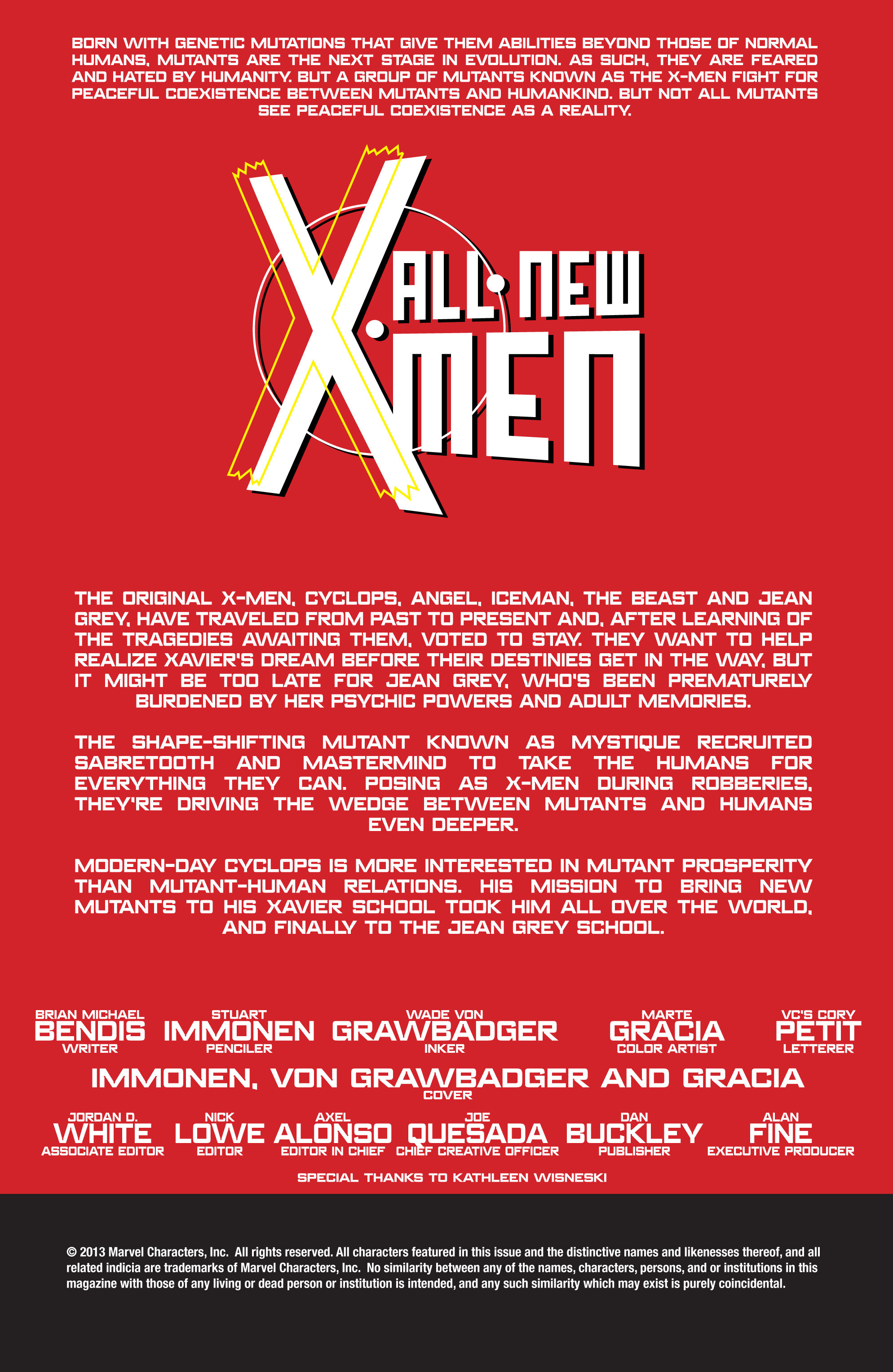 Read online All-New X-Men (2013) comic -  Issue # _Special - Out Of Their Depth - 4