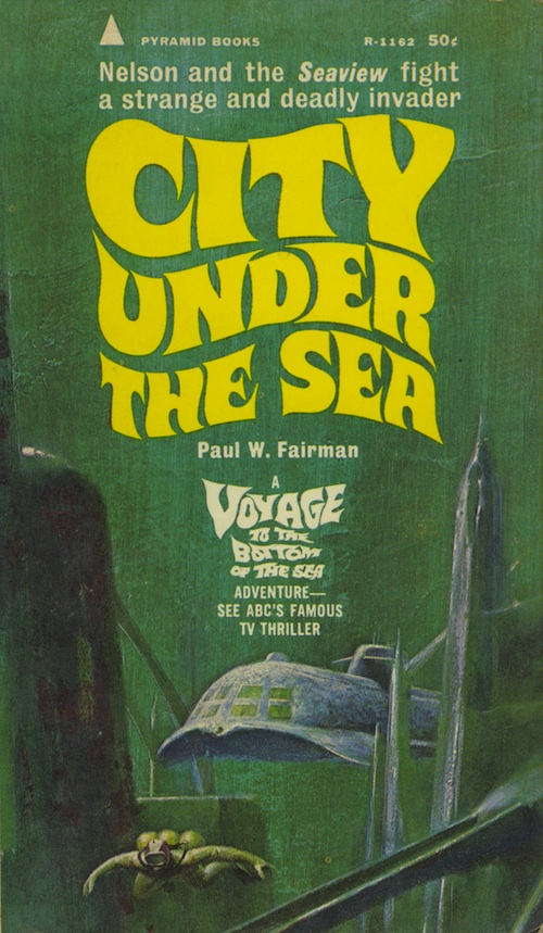 City Under the Sea, de Paul W. Fairman