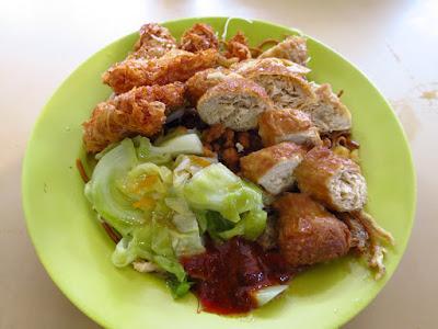 Seng Kee Vegetarian, Beo Crescent