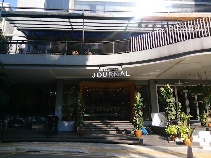 Butterfly Project x Traveloka Staycation @ KL Journal