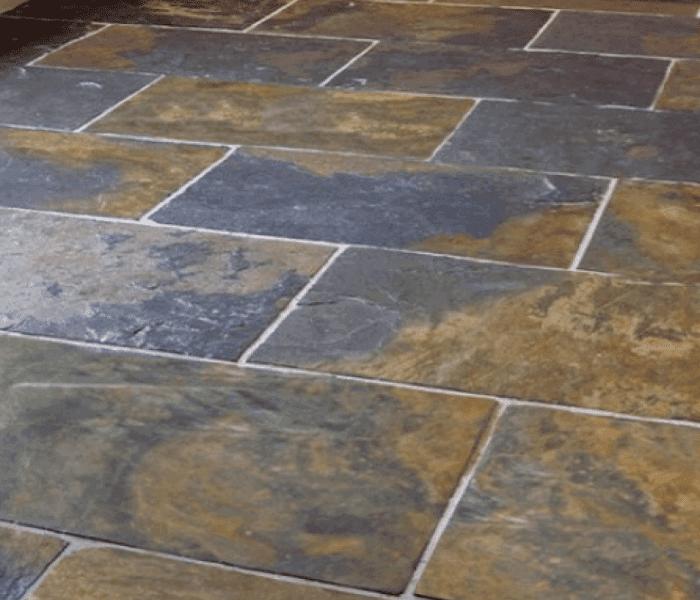 DIY Flooring Ideas - DIY Stone Flooring