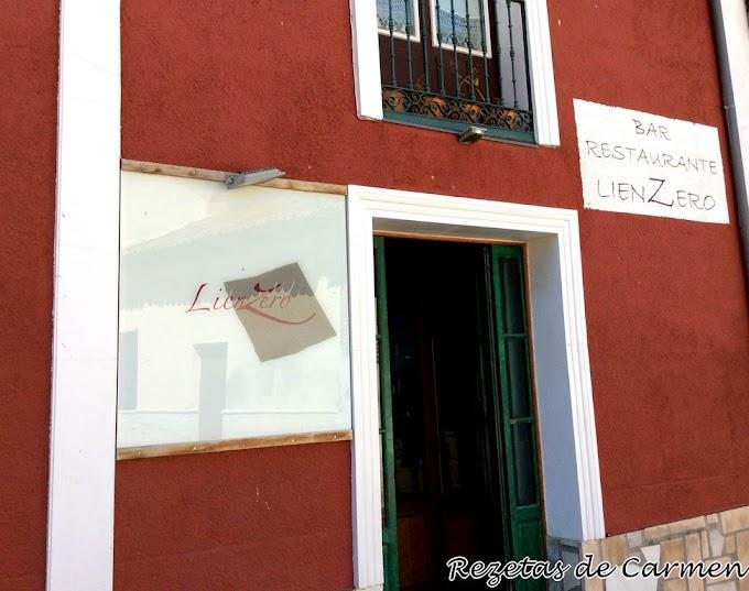 El Lienzero,  en Matapozuelos.