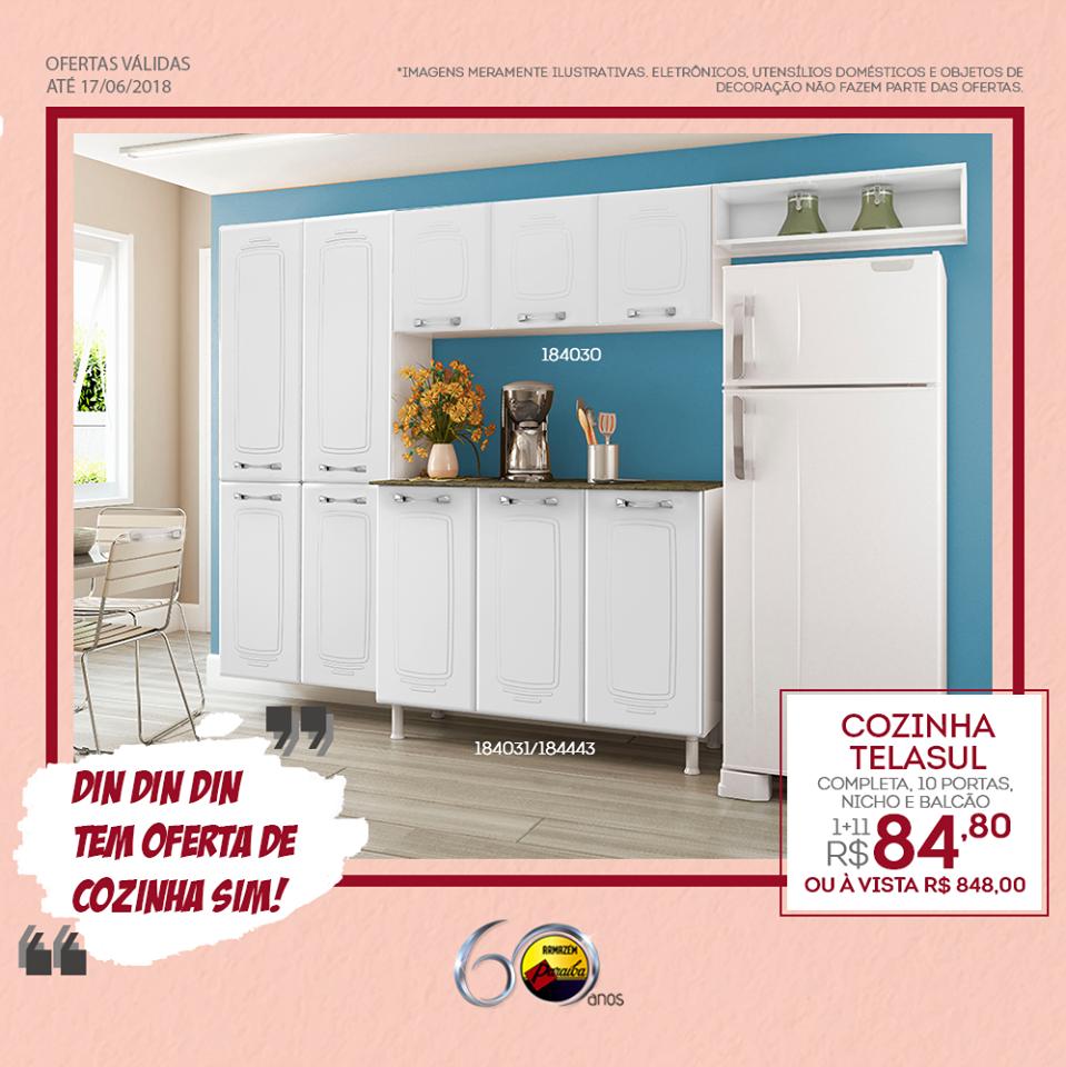 Jornal Da Parna Ba Promo O Da Semana No Para Ba Cozinha Telasul