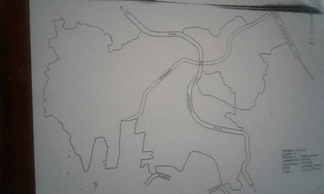Sketsa Blok Plan