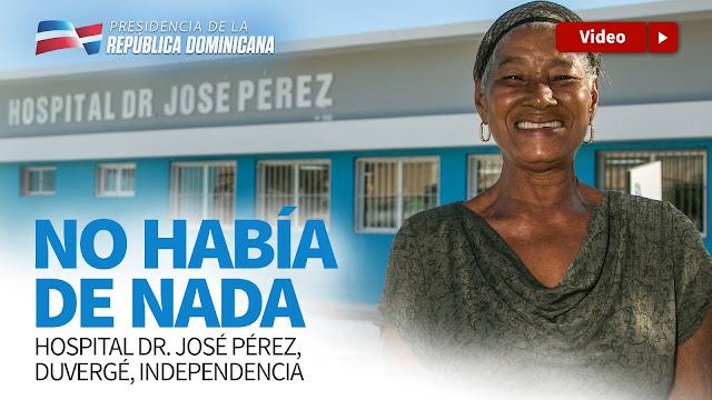 VIDEO: No había de nada. Hospital municipal José Pérez, Duvergé