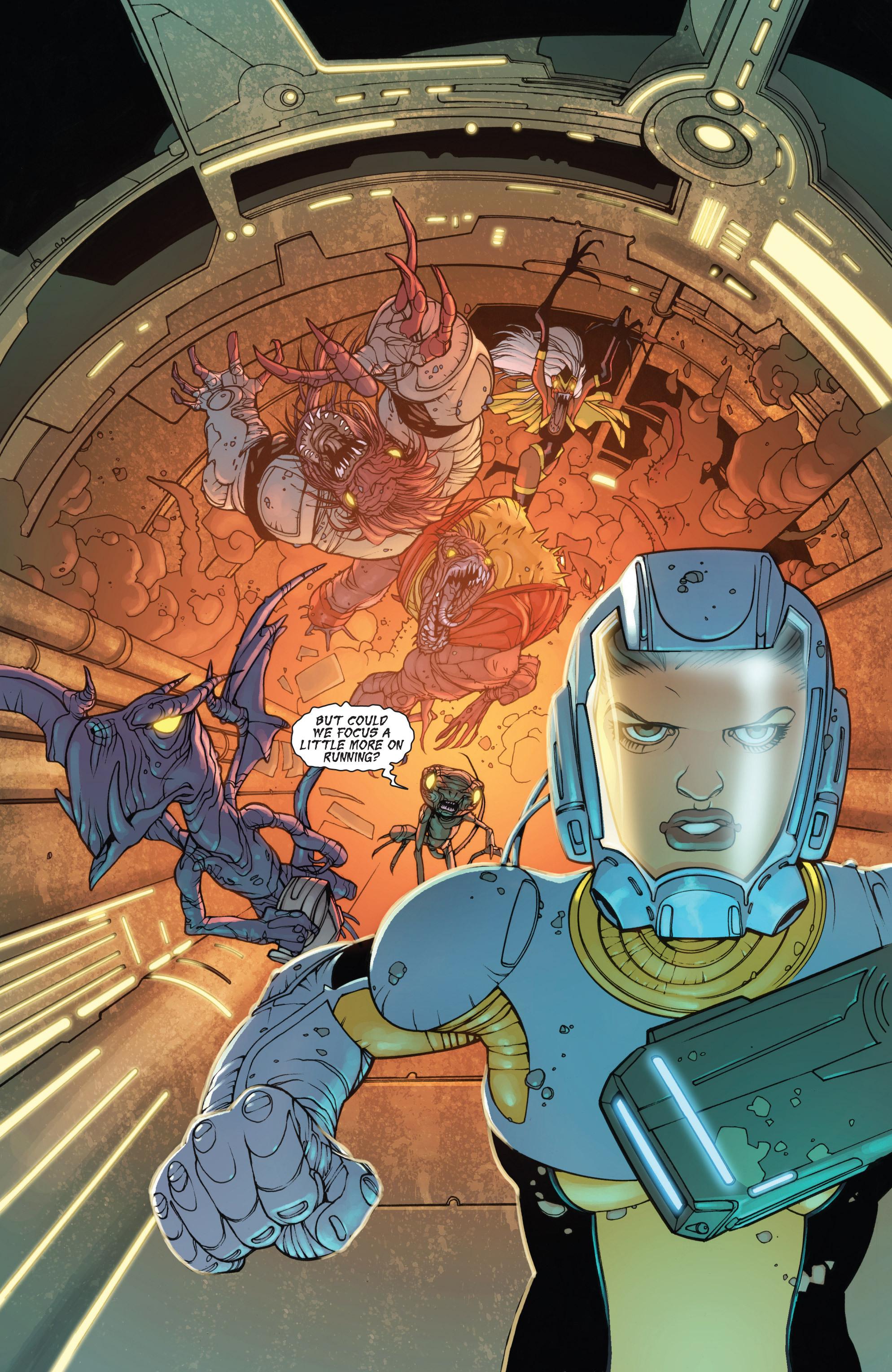 Read online Astonishing X-Men (2004) comic -  Issue #42 - 3