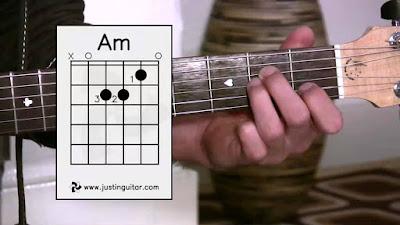 Lagu Untuk Belajar Bermain Gitar Mudah