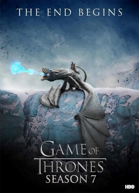 Games of Thrones - Blu-ray 720p | 1080p Torrent (2018) Legendado e Dublado / Dual Áudio