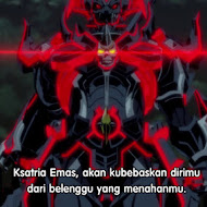 Garo: Vanishing Line Episode 08 Subtitle Indonesia