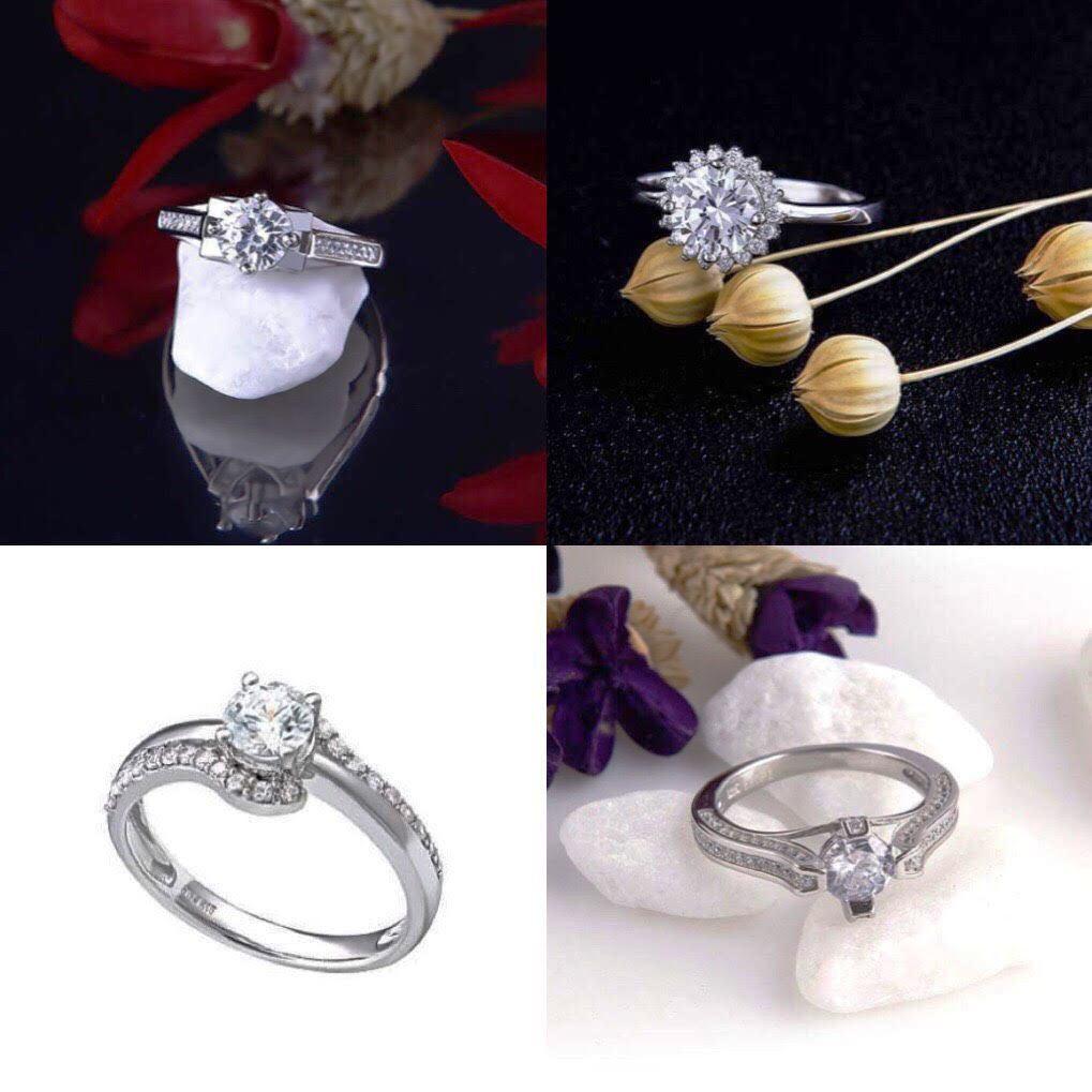 Những mẫu nhẫn đẹp dành cho con gái nên đeo