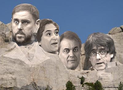 Referendum Cataluña 1 de Octubre. Memes y parodias.