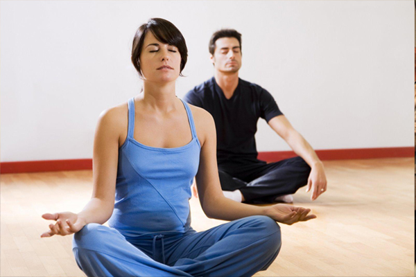 El estudio descubrió que la meditación logró cambios beneficios en lel organismo de los individuos