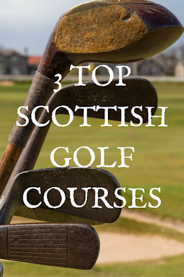 Travel the World: Three top Scottish golf courses that aren't St. Andrews; Musselburgh Links (the oldest golf course in the world), Braemar Golf Club (the highest golf course in Scotland), and Fort Augustus Golf Club (the hardest nine-hole golf course in Scotland).