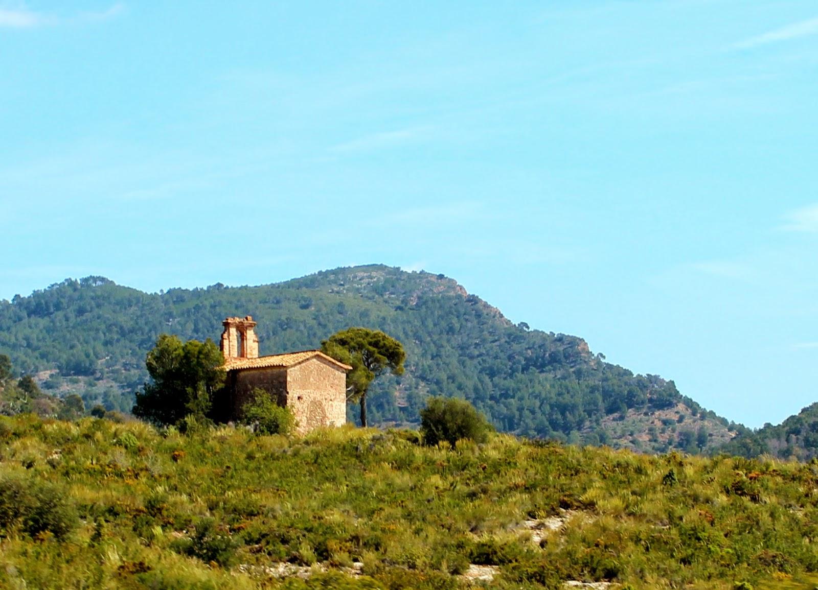 Ermita de Santa Bárbara-Sierra Calderona