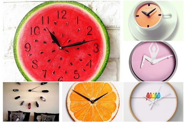 15 Modern Wall Clocks For Newer And More Innovative Designs