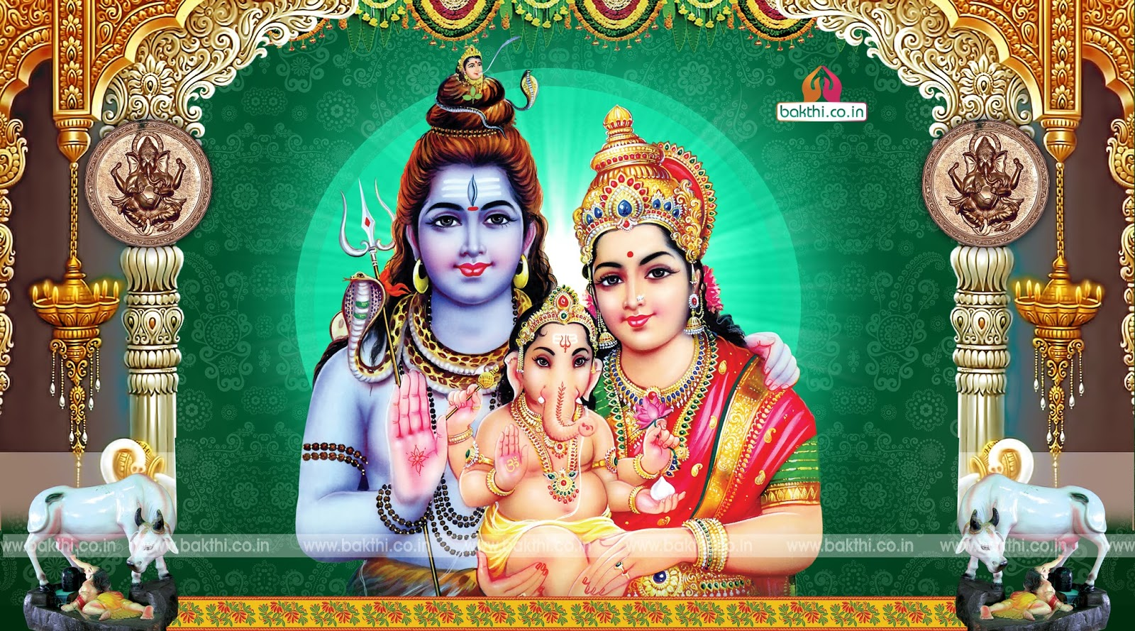 Lord Shiva Parvathi Hd Images Free Downloads Bakthicoin Devotional
