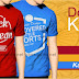 Download kumpulan template kaos psd