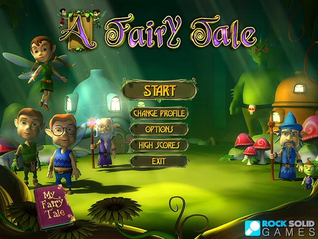 Free Fairytale Games