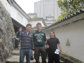 Con Kozuke y Jan