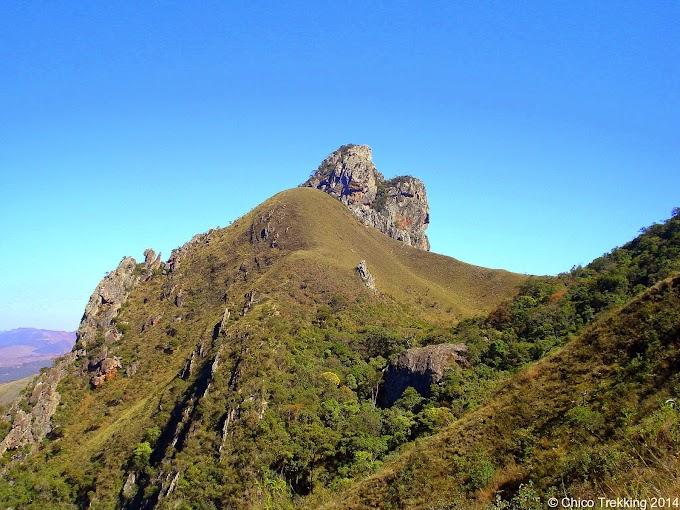 Pedra Grande de Igarapé pela Rota Sul: um jardim em pleno inverno!