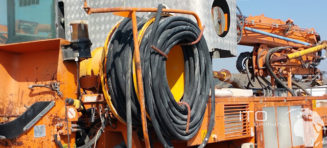 Anschluss Strom Kabel Beton Pumpe Cifa