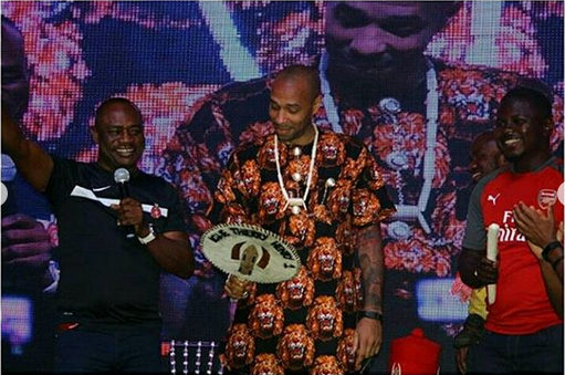 Thierry-Henry-crowned-Igwe-of-football-in-Nigeria-1