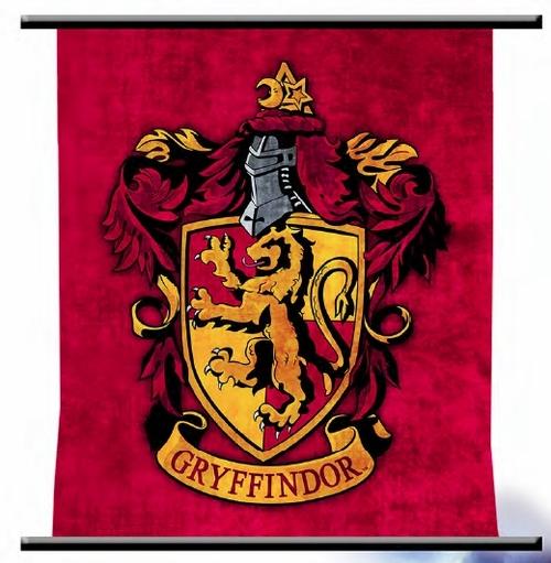 Gryffindor Logo Relate...