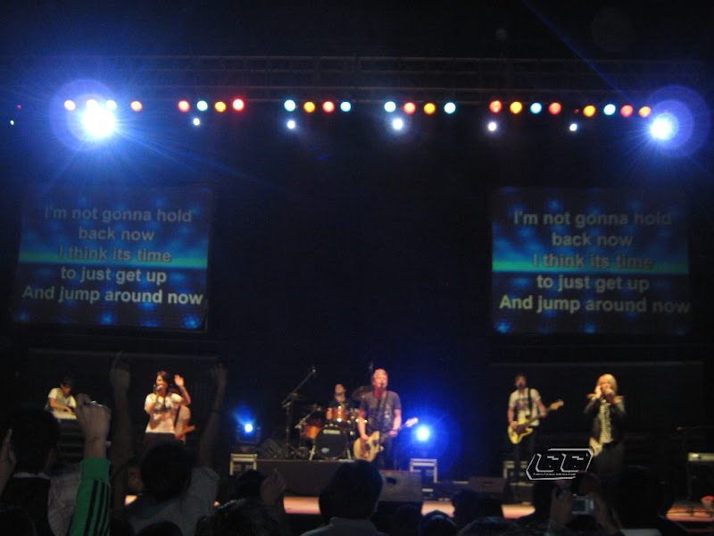 Planetshakers - Nothing is Impossible 2011 performing live on stage