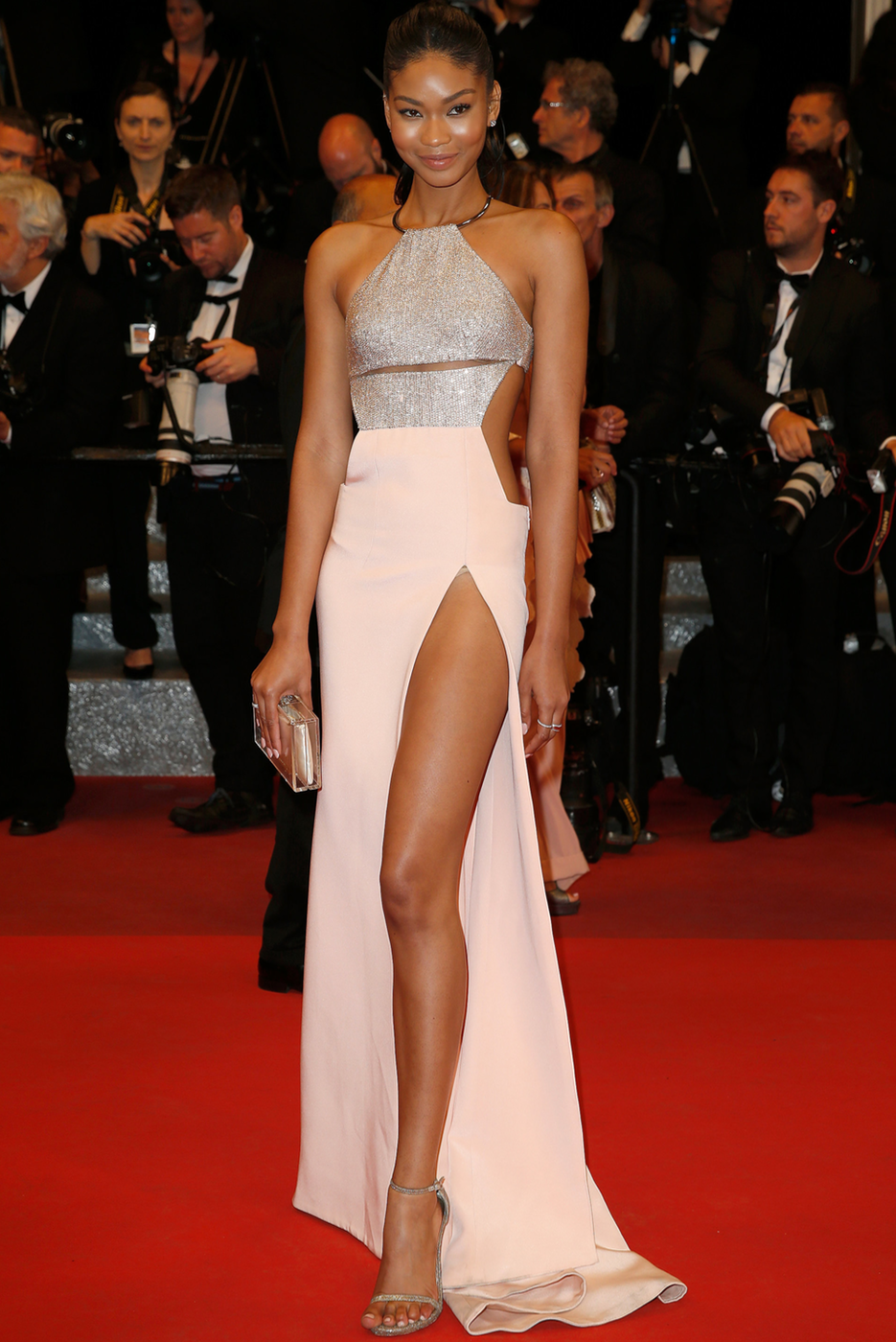 Chanel Iman 2016 Cannes Film Festival