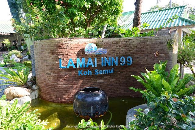 Lamai Inn 99 Bungalows (ラマイイン99バンガローズ)
