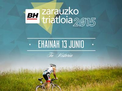 Crónica Triatlón Zarautz 2015