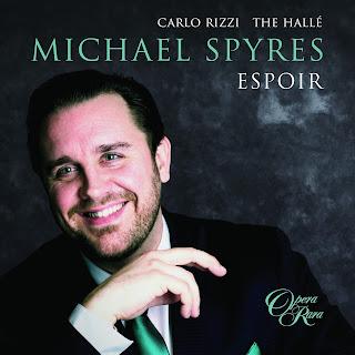Michael Spyres - Espoir - Opera Rara