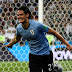 Cavani ofusca Cristiano Ronaldo e coloca o Uruguai nas quartas de final